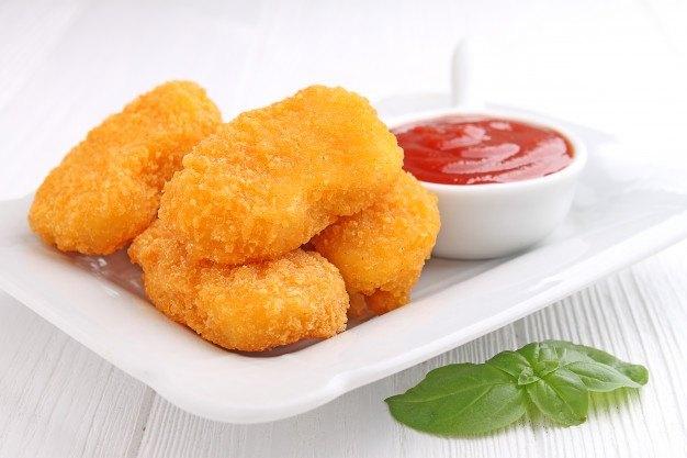 Chicken Tempura Nuggets
