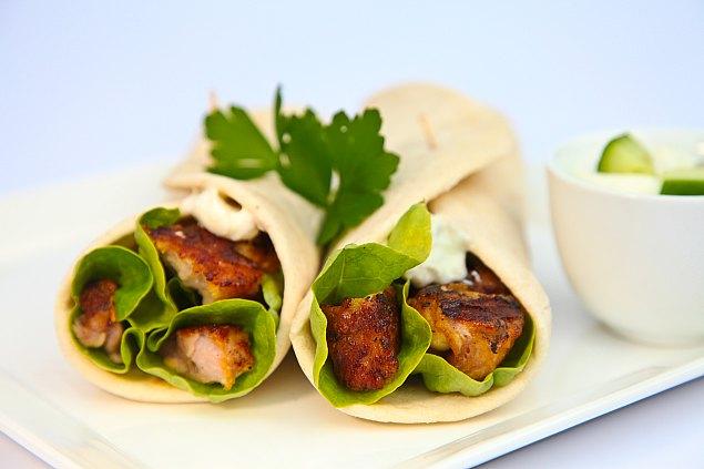 Gourmet Chicken Kebabs