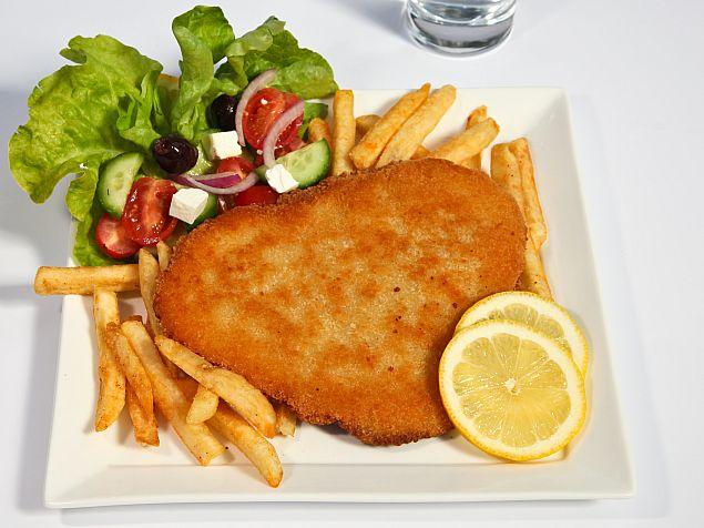 Large Chicken Breast Schnitzel