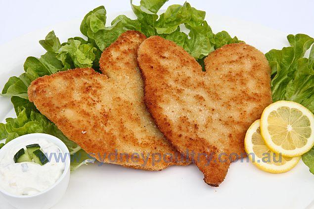 Premium Chicken Breast Schnitzel